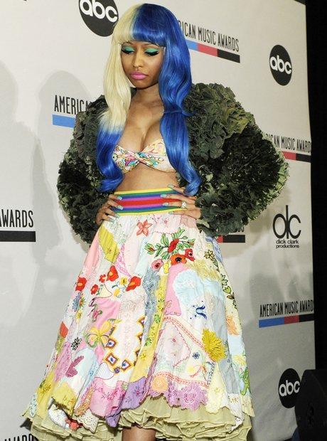 Nicki Minaj American Music Awards nominees announc