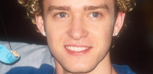 Jutsin Timberlake in NSYNC