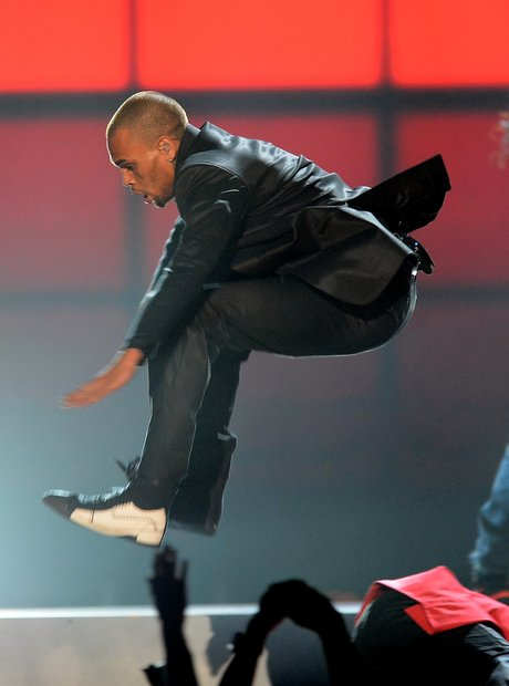 Chris Brown 2013 Billboard Music Awards