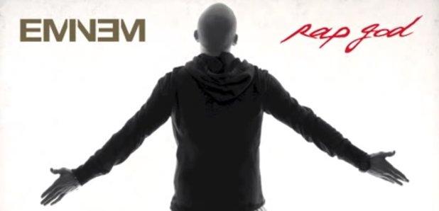 Eminem, 'Rap God': New Music - Capital XTRA  Eminem, 'Ra...