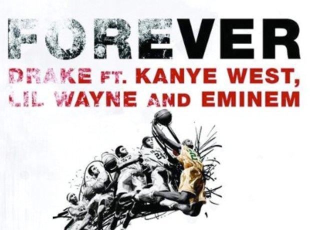 Drake - 'Forever' artwork
