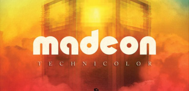 Madeon Technicolor artwork