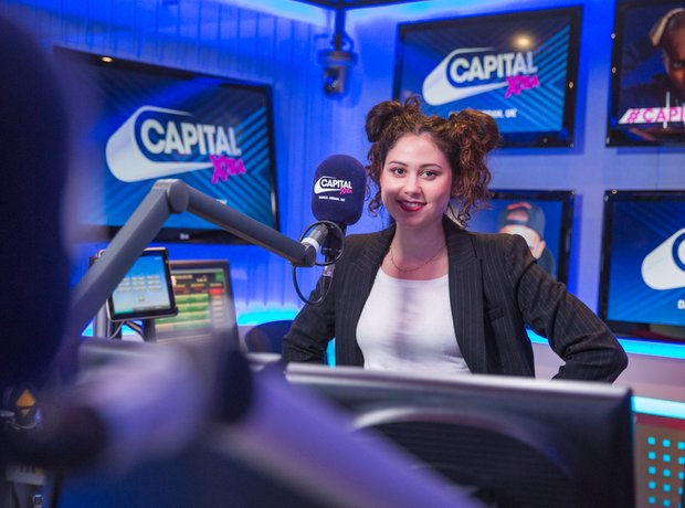 Capital XTRA Christmas Party 2013