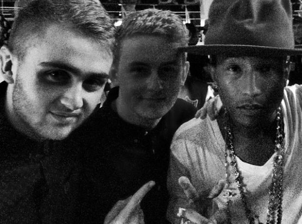 Disclosure Pharrell