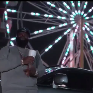 Rick Ross Bound 2 freestyle video