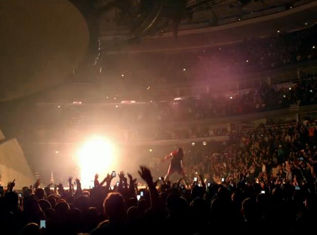 Kanye West Yeezus Movie Trailer