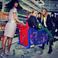 Image 9: Rihanna Cara shopping trolley