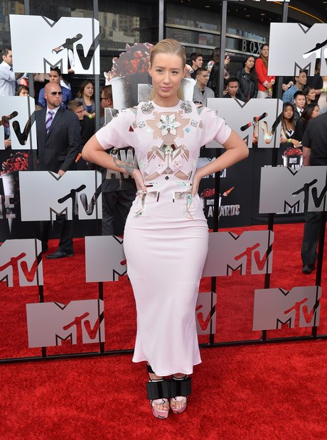 Iggy Azalea 2014 MTV Movie Awards