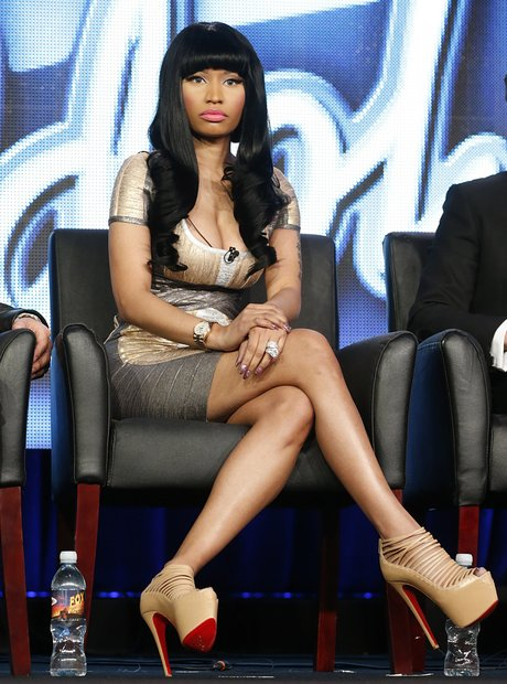Admirable The Complete Transformation Of Nicki Minajs Style Capital Xtra Hairstyle Inspiration Daily Dogsangcom