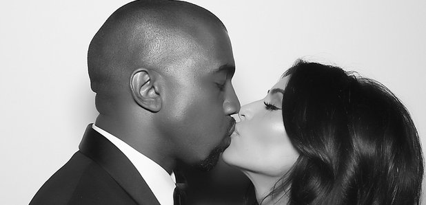 Kim Kardashian and Kany West Wedding 2014