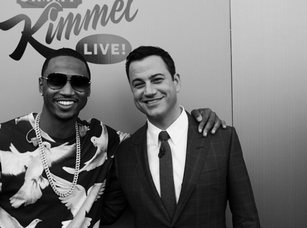 Trey Songz Jimmy Kimmel