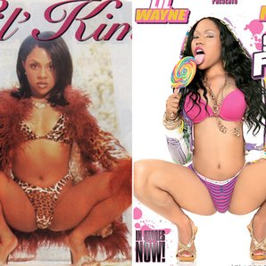 Nicki Minaj vs Lil Kim