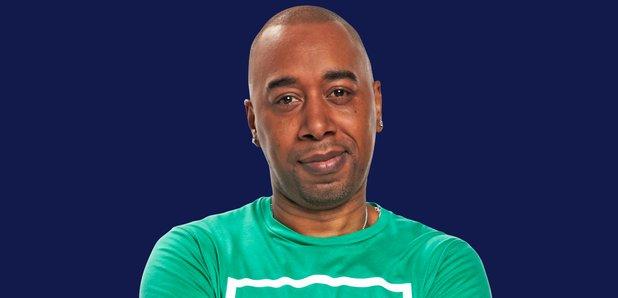 Capital XTRA DJ Steve Clarke (2014)