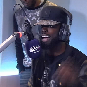 Ghetts on Capital XTRA