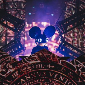 Deadmau5 at iTunes Festival 2014