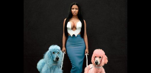 Nicki Minaj GQ Magazine