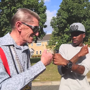 Tinchy Stryder Chuckle Brother