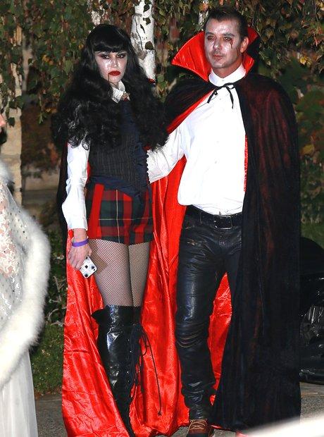 Gwen Stefani Halloween