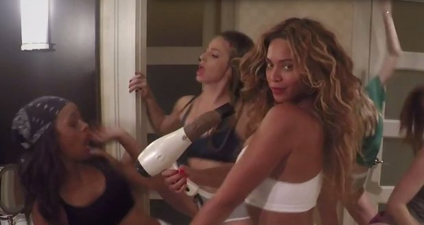 Beyonce New Video '7/11'
