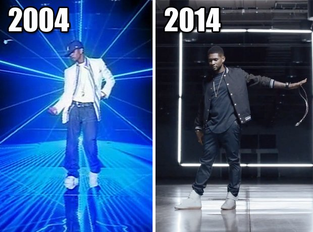 2004 vs 2014