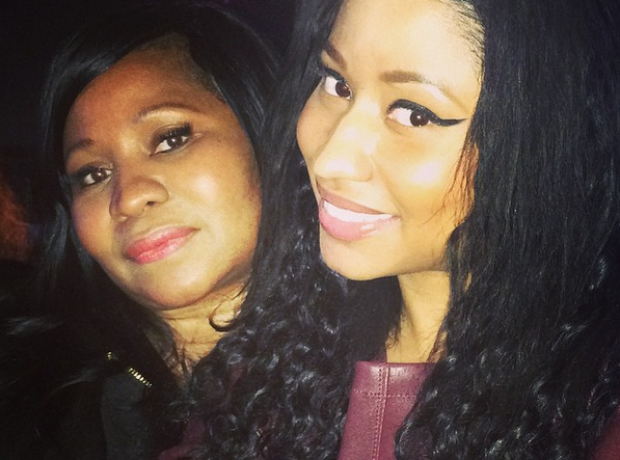 Nicki Minaj birthday 2014