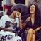 Image 8: Rihanna and Melissa Ford
