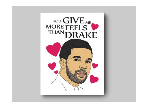 17 Valentines Day Cards Every HipHop Fan Will Appreciate – Kanye Valentine Card