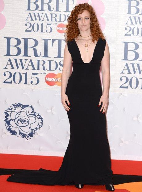 Jess Glynne BRIT Awards 2015