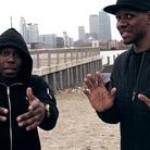 Dizzee Rascal and Giggs 'Nutcrackerz' Video