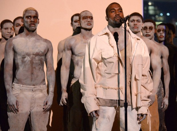 Kanye West Time 100 Gala Perfromance 2015