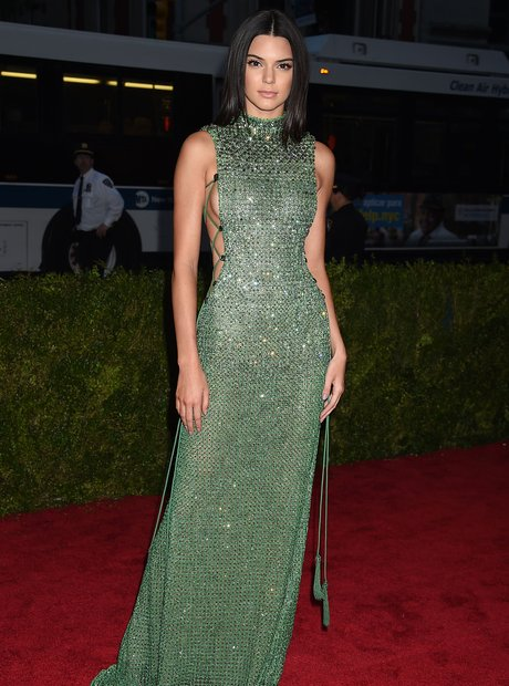 Kendall Jenner MET Gala Ball 2015