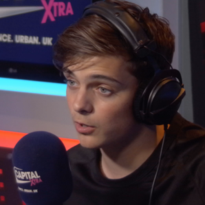 Martin Garrix on Capital XTRA
