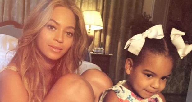 Beyonce Jay Z Blue Ivy Florence Holiday 2015