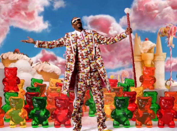 Snoop Dog 'California Gurls' Video