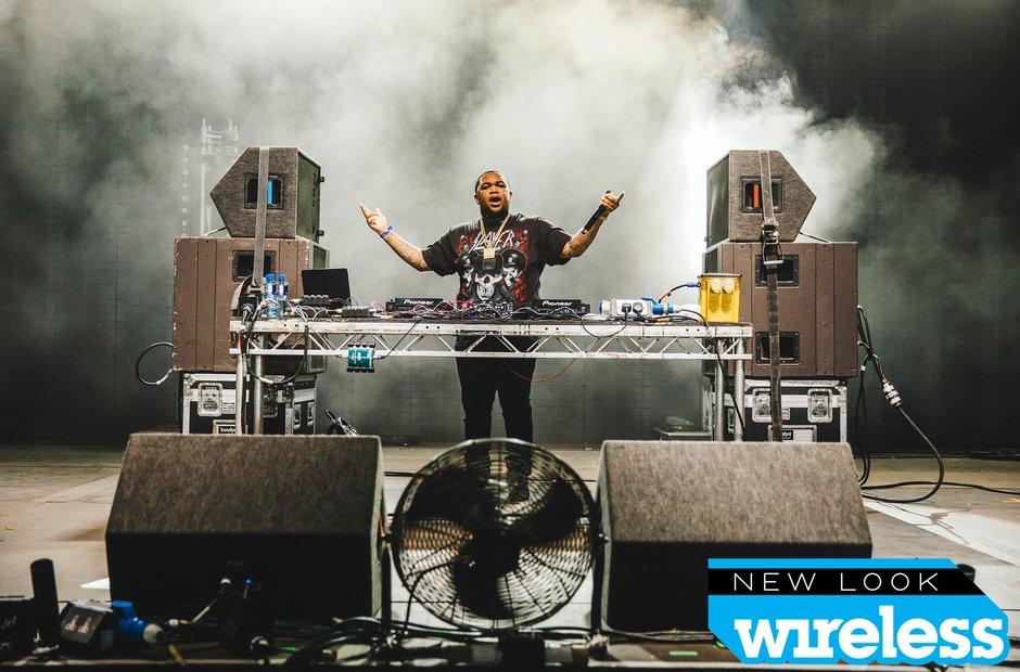 DJ Mustard Wireless Festival 2015