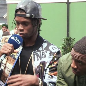 Krept and Konan at Wireless Festival