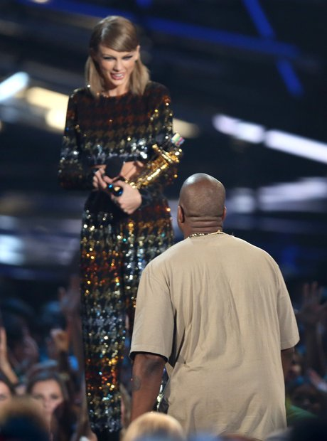 Kanye & Taylor Swift