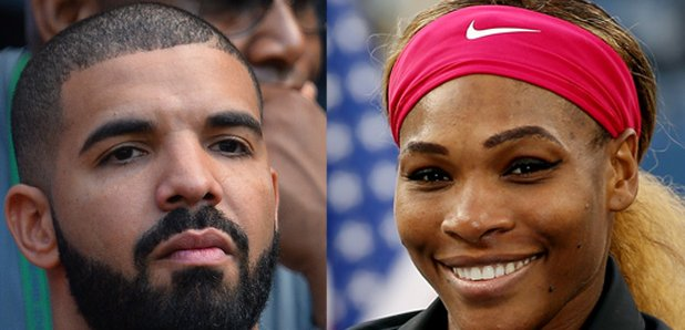 Drake Serena Williams