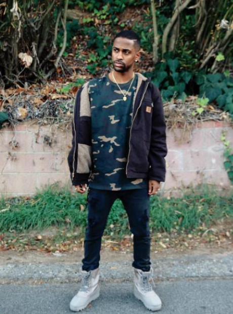 Big Sean Yeezy