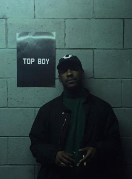 Skepta Top Boy