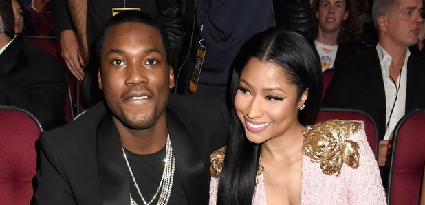 Nicki Minaj and Meek Mill American Music Awards 20