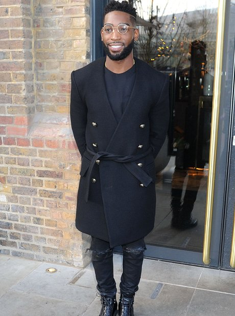 Tinie Tempah GQ Christmas VIP Lunch 2015
