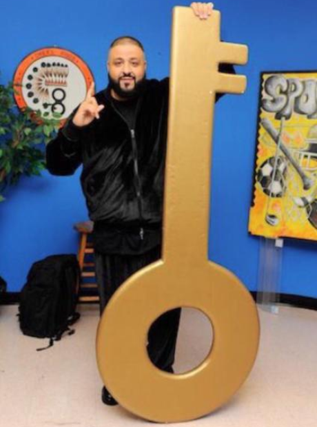 Dj Khaled Key