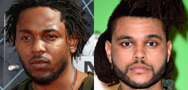 Kendrick Lamar The Weeknd