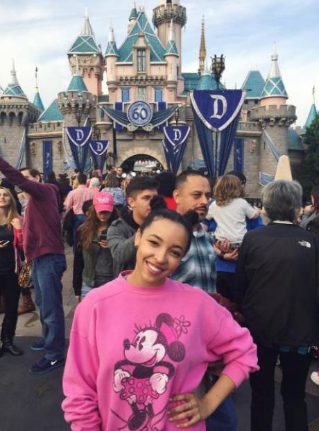 Tinashe Disneyland