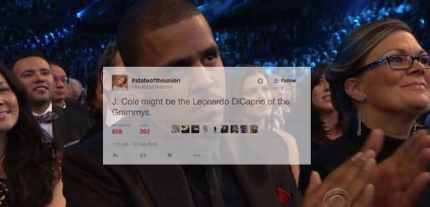 J Cole 2014 Grammy Is J. Cole The Leonard...