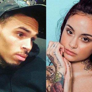 Chris Brown and Kehlani