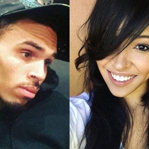 Chris Brown and Tinashe