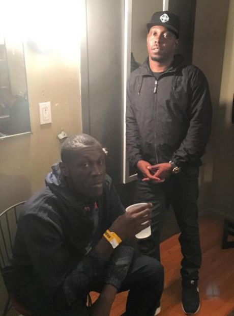 Dizzee Rascal and Stormzy