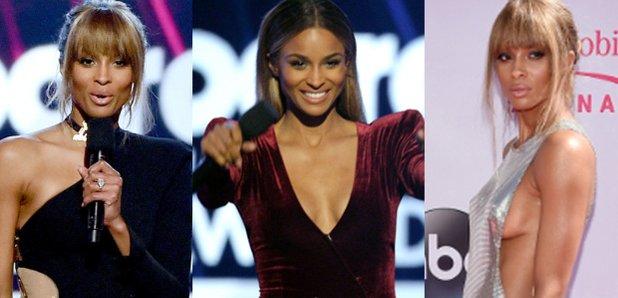 Ciara Billboard Awards 2016 Outfits